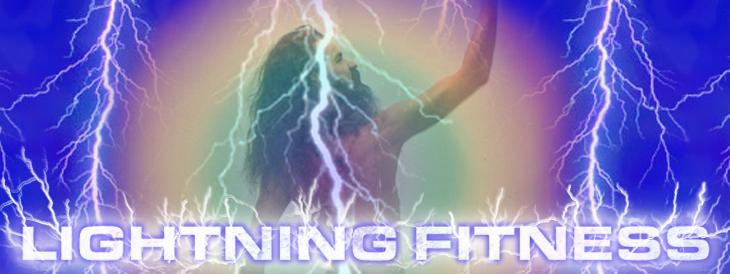 Lightning Fitness Logo